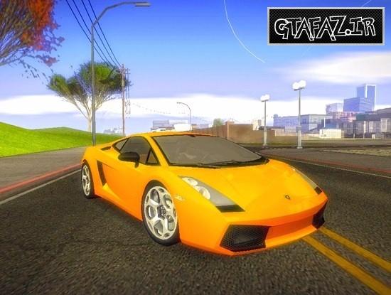 دانلود ماشین لامبورگینی گالاربو برای (GTA 5 (San Andreas